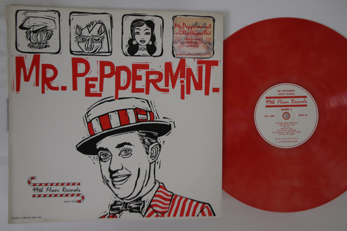 Lp Mr Peppermint Mr Peppermint Bffp59 99th Floor United States