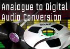 Analogue to Digital Audio Transfer Service