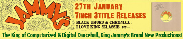 27th January 7inch 3title Releases