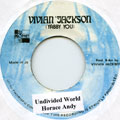 Horace Andy, Yabby U - Undivided World