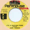 Jack Radics - It's A Hurting Thing (Penthouse)