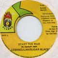 Lehbanchuleh, Sugar Black - Start The War (Flames)