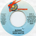 Mega Banton - Murder (Radio Edit) (Techniques)