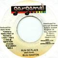 Buju Banton - Run De Place (Gargamel)