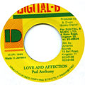 Pad Anthony - Love And Affection