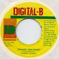 Daddy Lizard - Parade And Boast (Digital B)