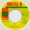 General Degree - Tax (Digital B)