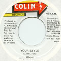 Ghost - Your Style (Colin Fat)