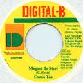 Cocoa Tea - Magnet To Steel (Digital B)