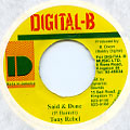 Tony Rebel - Said & Done