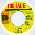 Tony Rebel - Said & Done (Digital B)