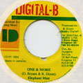 Elephant Man - One & More (Digital B)