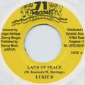 Lukie D - Land Of Peace