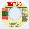 Singing Melody - How I Want You