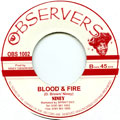 Niney The Observer - Blood & Fire