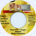 Richie Stephens - Penny For Your Thoughts