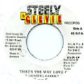 Sharon Forrester - That's The Way Love Goes (Steely & Clevie)