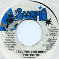 Mikey General - Tell The Children The Truth (Black Scorpio)