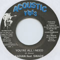 Kadian, Swade - You're All Need (Acoustic Vibes)
