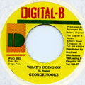 George Nooks - What's Going On (Digital B)
