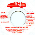Red Dragon, Brian, Tony Gold - Compliment On Your Kiss (Taxi)