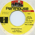 Tony Rebel - Ungrateful (Penthouse)
