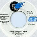 Anthony B - Flesh Don't Get Weak (Studio 2000)
