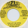 Richie Spice - Jah Lift Me Over