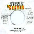 Spragga Benz - Back Him Up