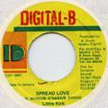 Little Kirk - Spread Love (Digital B)