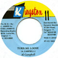 Al Campbell - Turn Me Loose