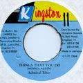Admiral Tibet - Things That You Do (Kingston 11)