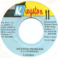 Lovindeer - Niceness Increase (Kingston 11)