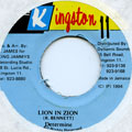 Determine - Lion In Zion (Kingston 11)