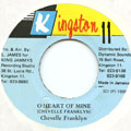 Chevelle Franklyn - O Heart Of Mine (Kingston 11)