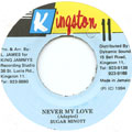 Sugar Minott - Never My Love