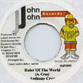 Anthony Cruz - Ruler Of The World (John John)