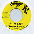Shabba Ranks - 1 Man (Massive B US)