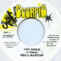 Mega Banton - Bible (Black Scorpio)