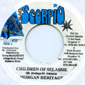 Morgan Heritage - Children Of Selassie (Black Scorpio)