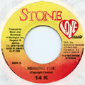 14K - Missing You (Stone Love)