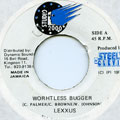 Mr Lexx (Lexxus) - Worthless Bugger (Studio 2000)