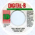 Cocoa Tea - Holy Mount Zion (Digital B)