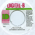 Determine, Beenie Man - Kette Drum (Digital B)