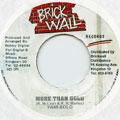 Yami Bolo - More Than Gold (Brick Wall)