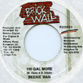 Beenie Man - 100 Gal More (Brick Wall)