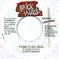 Cutty Ranks - Punk Fi Go Hide (Brick Wall)