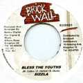 Sizzla - Bless The Youths (Brick Wall)