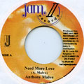 Anthony Malvo - Need More Love