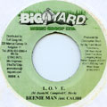 Beenie Man, Calibe - Love (Big Yard)